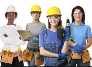 Construction Women