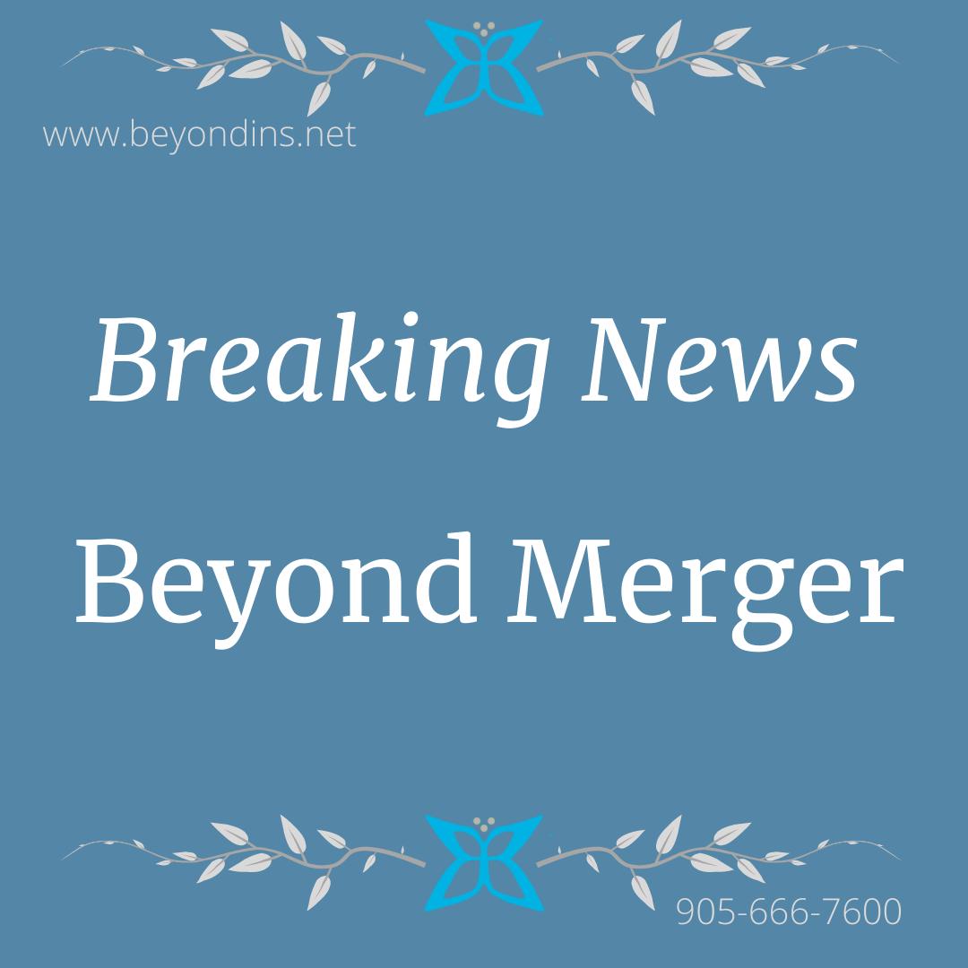 Beyond Merger News
